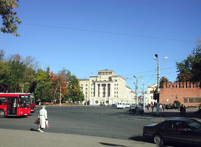фото смоленских улиц